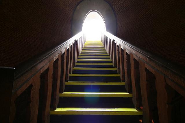 juliusturm - last steps to the light